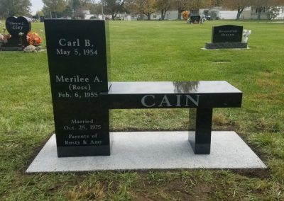Benches Cain (Small)