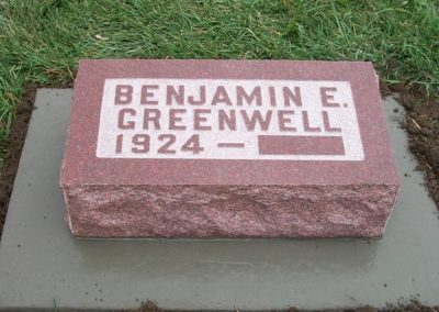 Bevel GREENWELL (Small)
