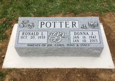 Bevel Potter (Small)