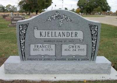 Double Kjellander Francis (Small)