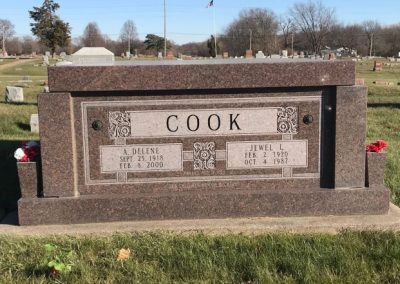 Mausoleum Cook (Small)
