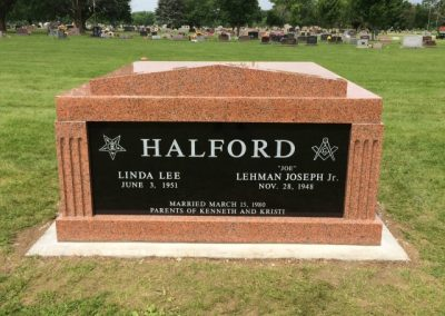 Mausoleum Halford (Small)