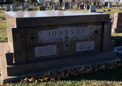 Mausoleum Johnson (Small)