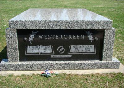 Mausoleum Westergreen (Small)