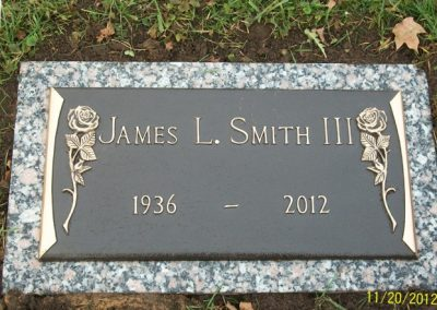bronze Smith James (Small)
